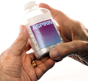 aspirin - Copyright – Stock Photo / Register Mark