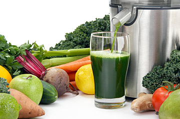 The Art of Juicing - Copyright – Stock Photo / Register Mark