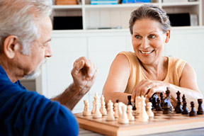 Alzheimer's - Copyright – Stock Photo / Register Mark