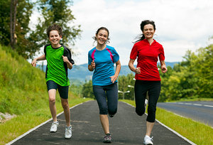 get fit - Copyright – Stock Photo / Register Mark