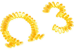 omega-3 - Copyright – Stock Photo / Register Mark
