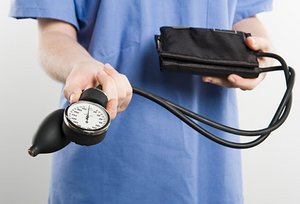 blood pressure - Copyright – Stock Photo / Register Mark