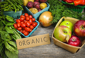 organic food - Copyright – Stock Photo / Register Mark