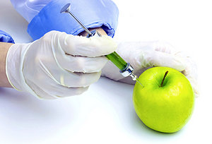 gmo - Copyright – Stock Photo / Register Mark