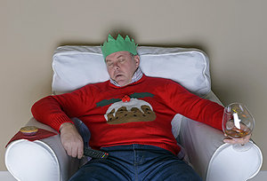 holiday sleep - Copyright – Stock Photo / Register Mark