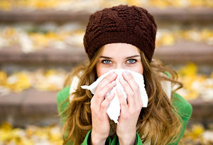 cold season - Copyright – Stock Photo / Register Mark