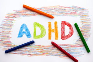 adhd - Copyright – Stock Photo / Register Mark
