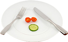 You will eat less - Copyright – Stock Photo / Register Mark