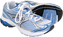 Exercise shoes - Copyright – Stock Photo / Register Mark