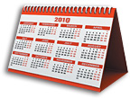 calendar - Copyright – Stock Photo / Register Mark