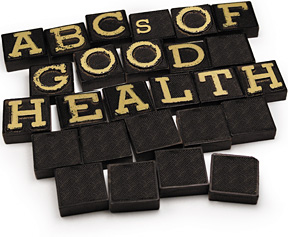The ABCs of Good Health