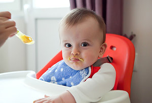 picky eater - Copyright – Stock Photo / Register Mark