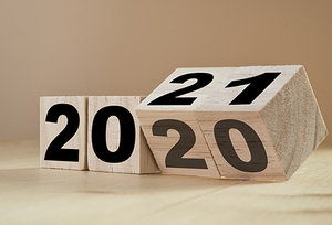 2021 - Copyright – Stock Photo / Register Mark