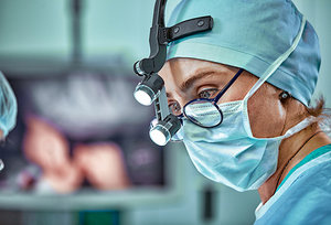 surgery - Copyright – Stock Photo / Register Mark