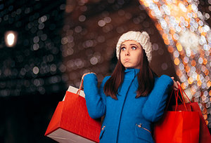 holiday shopping - Copyright – Stock Photo / Register Mark