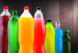 sodas - Copyright – Stock Photo / Register Mark