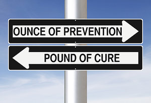 prevention and cure - Copyright – Stock Photo / Register Mark
