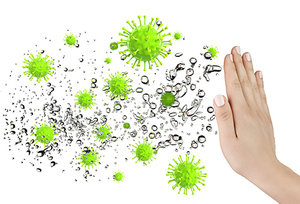 virus - Copyright – Stock Photo / Register Mark