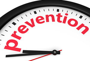prevention - Copyright – Stock Photo / Register Mark