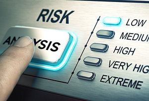 risk analysis - Copyright – Stock Photo / Register Mark