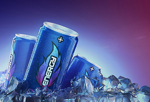 energy drinks - Copyright – Stock Photo / Register Mark