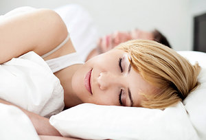 healthy sleep - Copyright – Stock Photo / Register Mark