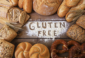 gluten free - Copyright – Stock Photo / Register Mark