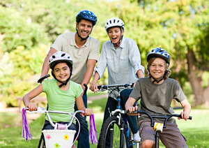 active kids - Copyright – Stock Photo / Register Mark