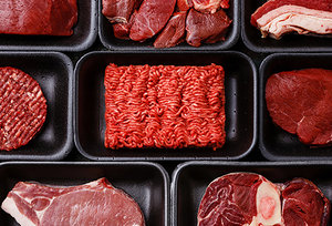 red meat - Copyright – Stock Photo / Register Mark