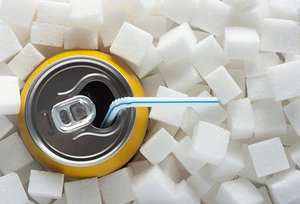 sugary drink - Copyright – Stock Photo / Register Mark