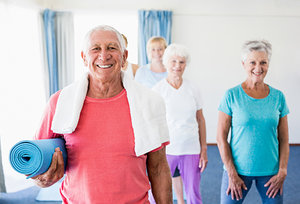 senior health - Copyright – Stock Photo / Register Mark
