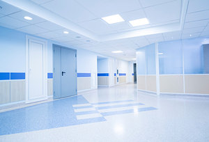 hospital - Copyright – Stock Photo / Register Mark
