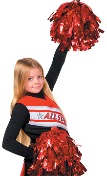 Inside Cheerleading - Copyright – Stock Photo / Register Mark