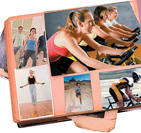 Exercise Portfolio - Copyright – Stock Photo / Register Mark