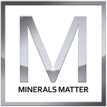 Minerals Matter - Copyright – Stock Photo / Register Mark