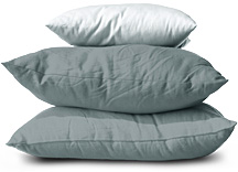 Rest Easy Pillows - Copyright – Stock Photo / Register Mark
