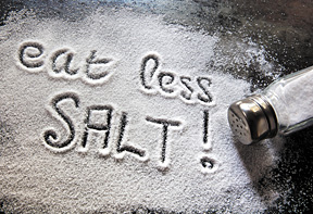 Salt - Copyright – Stock Photo / Register Mark
