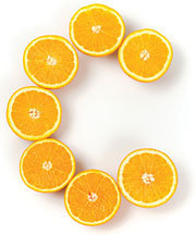 vitamin c - Copyright – Stock Photo / Register Mark