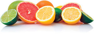 Citrus Fruits - Copyright – Stock Photo / Register Mark
