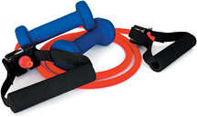 Exercise bands - Copyright – Stock Photo / Register Mark